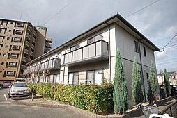ペイド・エスポワールA[1階]の外観