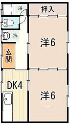 [一戸建] 大阪府八尾市上之島町南2丁目 の賃貸【/】の間取り