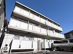 東京都足立区西綾瀬2丁目の賃貸アパートの外観