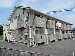 愛知県知多市八幡字樹木の賃貸アパートの外観