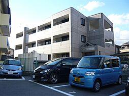 大阪府茨木市沢良宜浜2丁目の賃貸マンションの外観