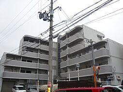 大阪府摂津市別府1丁目の賃貸マンションの外観