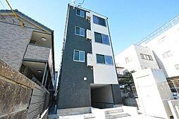愛知県名古屋市中村区豊国通3丁目の賃貸マンションの外観