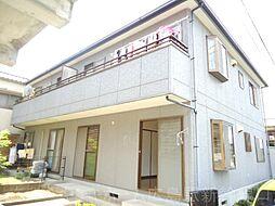広島県広島市東区戸坂くるめ木2丁目の賃貸アパートの外観
