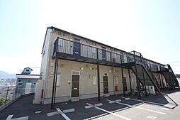 福岡県北九州市小倉北区下到津2丁目の賃貸アパートの外観