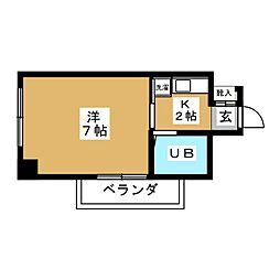覚王山駅 3.4万円