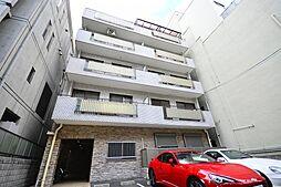 大阪府大阪市阿倍野区天王寺町南1丁目の賃貸マンションの外観