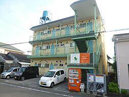 コーポ浜田[101号室]の外観