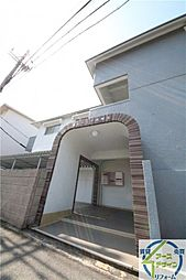兵庫県明石市西明石西町2丁目の賃貸マンションの外観