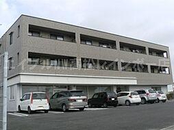 香川県木田郡三木町大字下高岡の賃貸アパートの外観