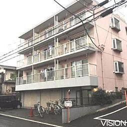 埼玉県川越市岸町3丁目の賃貸マンションの外観