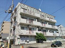 ハイタウン日吉町コーポ[2階]の外観