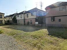 現況更地です。公園に囲まれた住環境良好な宇喜田エリアで夢のマイホームを実現してみませんか。