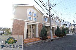 JR片町線(学研都市線) 四条畷駅 徒歩19分の賃貸アパート