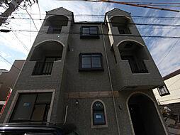 愛知県名古屋市昭和区小坂町1丁目の賃貸マンションの外観