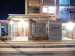 コンフォートアイケイ[4階]の外観