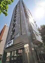 岡山県岡山市北区南中央町の賃貸マンションの外観