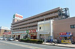 大阪府枚方市楠葉朝日2丁目の賃貸マンションの外観
