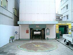 千代田区東神田1丁目の機械式駐車場
