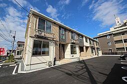 鳥取県鳥取市湖山町西1丁目の賃貸アパートの外観