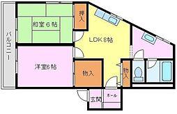 石津川駅 4.5万円