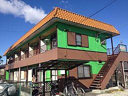 コーポラスカシマ[103号室]の外観