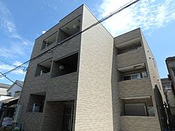 和ハウス[3階]の外観