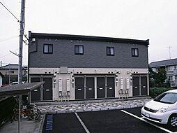 多摩都市モノレール 上北台駅 徒歩18分の賃貸アパート