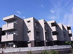 グロリアハイツはびきの B棟[1階]の外観