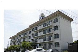 名瀬マンション[3階]の外観