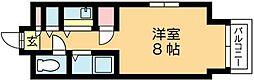 北海道札幌市中央区南二条東3丁目の賃貸マンションの間取り