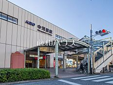 京王線 中河原駅