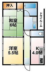 上総中川駅 4.3万円