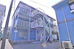 コーポみつA[3階]の外観