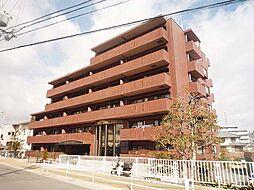兵庫県宝塚市美座2丁目の賃貸マンションの外観