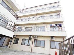 東京都葛飾区東立石4丁目の賃貸マンションの外観