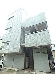 神奈川県座間市緑ケ丘4の賃貸マンションの外観