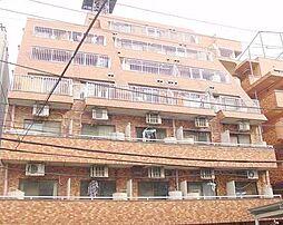 ペガサスマンション恵比寿[1階]の外観