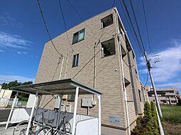 JR成田線 成田駅 バス24分 富里消防署下車 徒歩3分の賃貸アパート