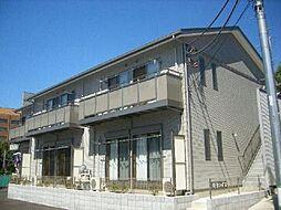 桜台コーポII[102号室]の外観