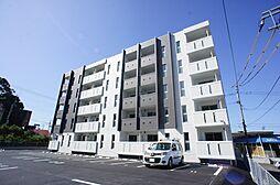 福岡県飯塚市有井の賃貸マンションの外観