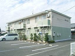 グリーンハイツ(仁井田)[2階]の外観