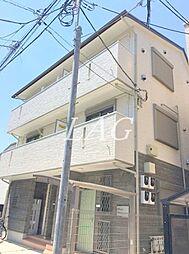 東京都豊島区長崎1丁目の賃貸アパートの外観