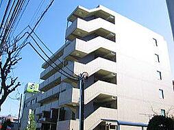 神奈川県川崎市宮前区土橋2丁目の賃貸マンションの外観