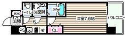 ジュネーゼグラン福島Ebie[6階]の間取り