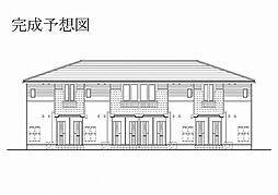 M's garden 田口II[2階]の外観
