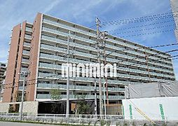 愛知県名古屋市西区二方町の賃貸マンションの外観