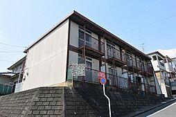 ユニメント西村美桜[2階]の外観