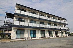 埼玉県幸手市南2丁目の賃貸アパートの外観