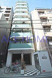 クレシア東心斎橋[402号室号室]の外観